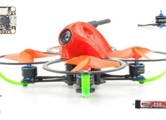Full Speed Beebee-66 FPV drone