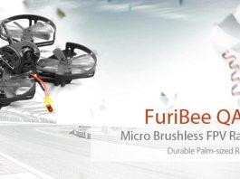 FuriBee QAV95 micro brushless Whoop