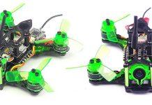 Happymodel Mantis85 FPV drone