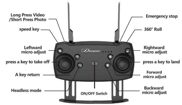 JDRC JD-20 transmitter