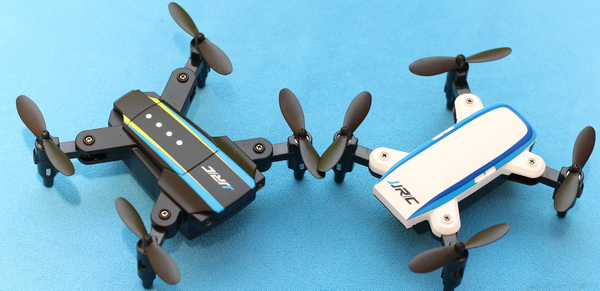 JJRC H345 drone review: JJI vs JJII