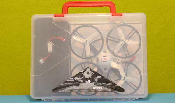 KingKong ET125 drone review: Case