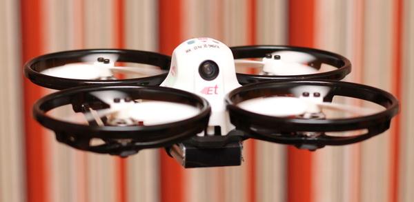 KingKong ET125 drone review: Test flight