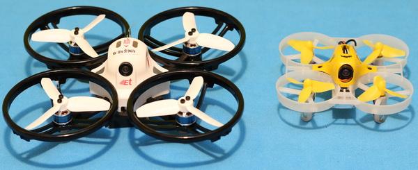 KingKong ET125 drone review: Vs Tiny7