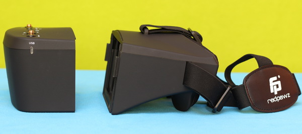 Redpawz EV800 Pro review: How to convert into FPV screen