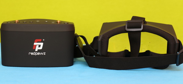 Redpawz EV800 Pro goggles review: Modular design