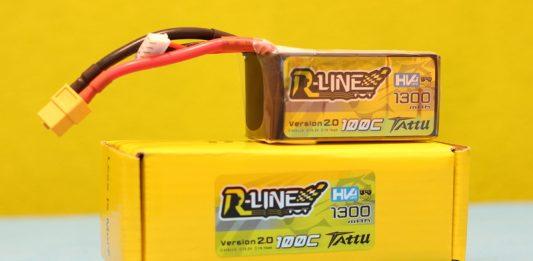 Tattu 100C R-Line HV LiPo Battery review