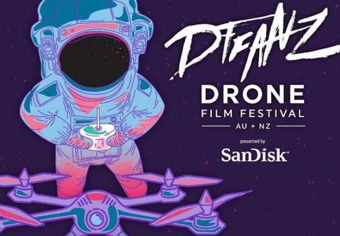 Drone film festival ANZ 2017