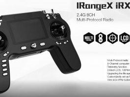 iRangeX iRX IR8M remote controller