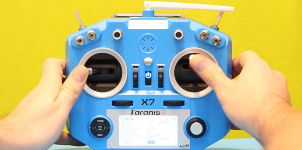 AKK FX3 VTX review: SmartAudio