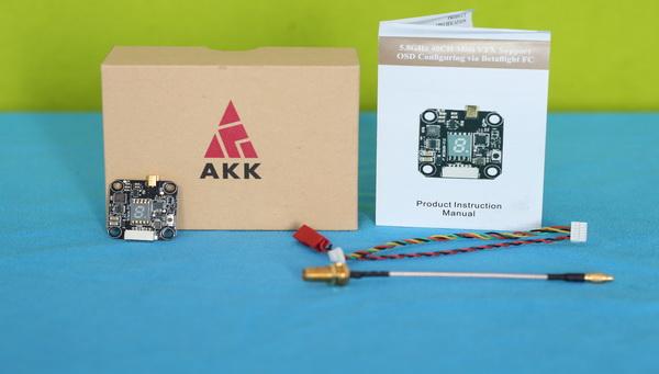 AKK FX3 VTX review: Verdict