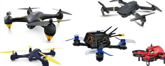 Drone deals of January 2018