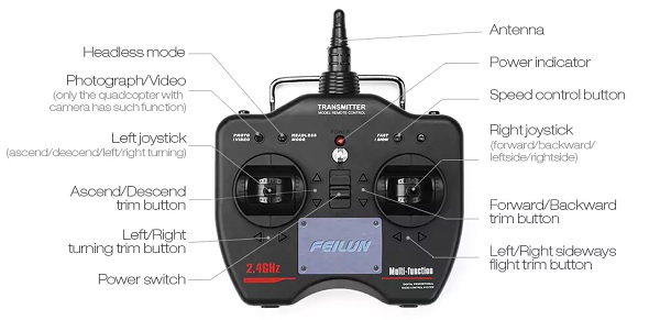 FEILUN FX137 transmitter