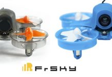 Frsky Apus MQ60 micro racing drone