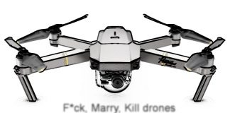 F*uck, Marry, Kill drones of 2017