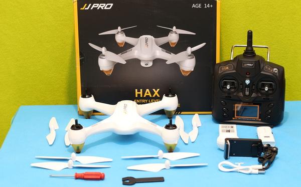 JJPRO X3 HAX drone review: Verdict