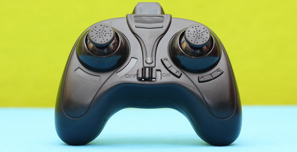 JX 1601HW drone Review: Remote controller
