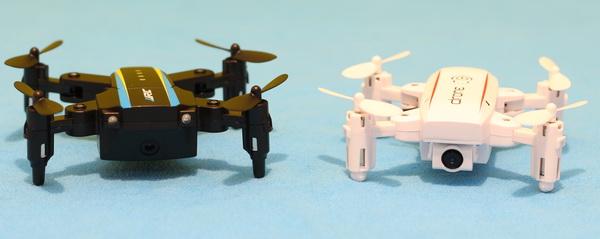 JX 1601HW drone Review: Vs Eachine E59