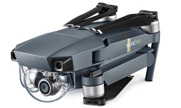 Marry: DJI Mavic Pro drone