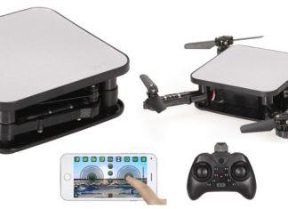 SMRC S1 mini pocket drone