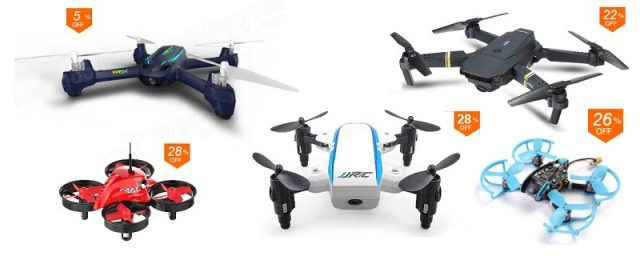 Best Drone deals in February 2018