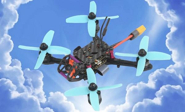 Helifar Turtles 135mm FPV drone
