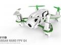 Hubsan-Nano-FPV-Q4-H11D