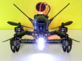 Walkera-F210-frontal-light