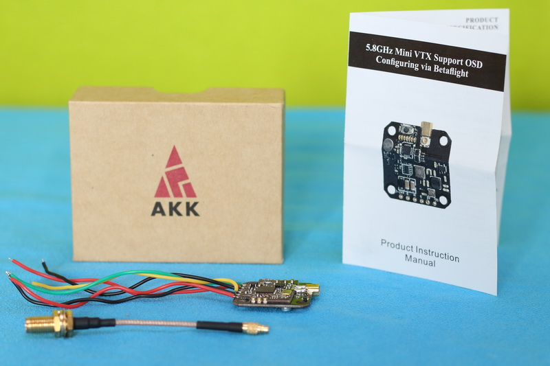 AKK FX3 Ultimate VTX: Review & Ratings | First Quadcopter