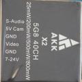 AKK-X2-VTX-module