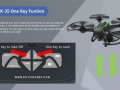 Cheerson-CX-35-quad-with-one-key-take-off