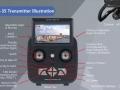 Cheerson-CX-35-remote-controller-with-FPV-screen
