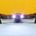 Eachine_E58_light-frontal