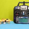 Eachine-FatBee-FB90-with-FlySky-FS-i6-transmitter