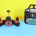 Eachine-Racer-250-Pro-with-FlySky-FS-i6-transmitter
