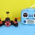 Eachine-Racer-250-Pro-with-FrSky-Taranis-Q-x7-transmitter