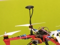 f450-quadcopter-build-GPS-antenna-installation