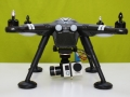 Feiyu-Tech-MiNi3D-Pro-on-XK-X380-quadcopter