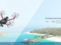 FLYCKER-X4-550-high-power-aerial-platform