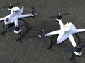 Flying3D-X6-Plus-outdoor-flight