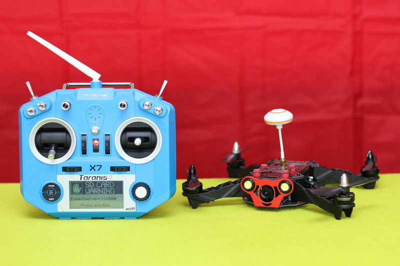 2.2.1 taranis which firmware for frsky receivers now