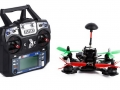 FuriBee-F180-wigh-FlySky-FS-I6-transmitter