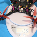 Helifar_X140_PRO_weight_155grams