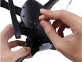 HISKY-HMX280-landing-skid-install