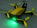 Ideafly-Grasshopper-F210-LED-lights