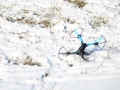 JJRC-X1-crash-land-in-snow