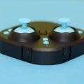 KaiDeng-K130-remote-controller-sholder-buttons