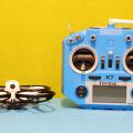 KingKong-ET125-with-Taranis-Q-X7-transmitter