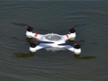 Quadcopter-landing-on-water