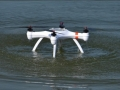 Quadcopter-take-off-from-water